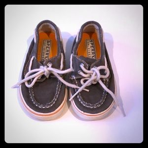 Toddler Sherry Top-sider Shoes, sz 8.5